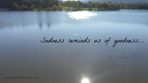 sadness reminds