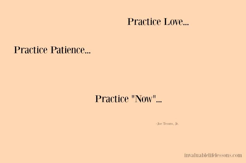 Practice….